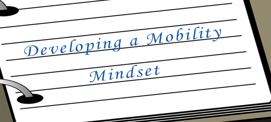 Developing a mobility mindset image