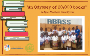 An Odyssey of 30,000 books