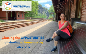 Pelin Tekneci Chasing the opportunities of staying at home during COVID-19