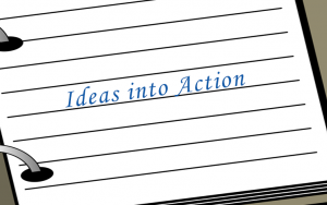 Ideas into Action image
