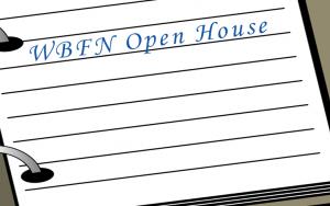 WBFN Open House