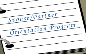 Spouse Partner Orientation Program
