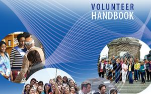 Volunteer handbook image