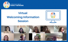 What Happens during a Virtual Welcoming session
