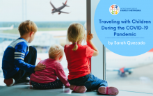 traveling with kids during covid