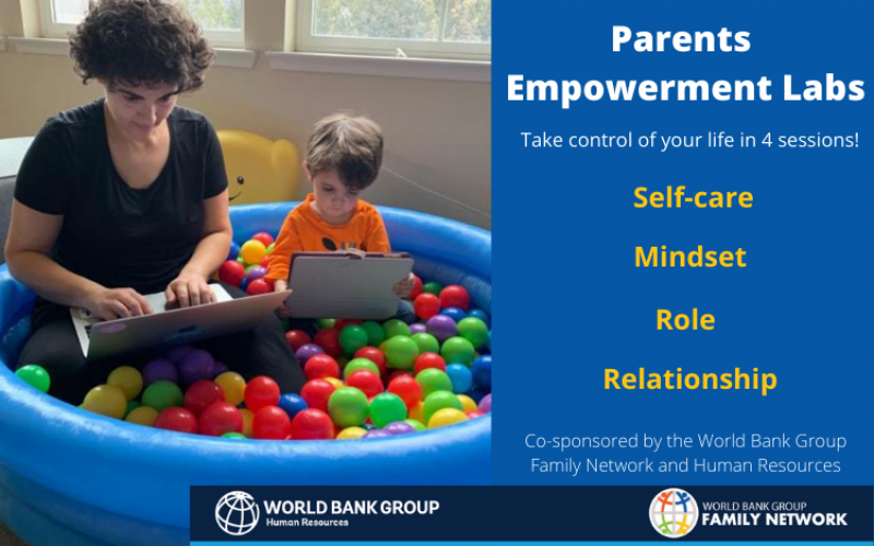 Carousel Parents Empowerment Labs