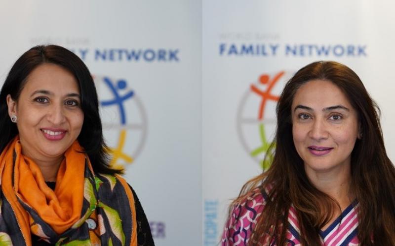Padmini Mahurkar  and Sara Jaffery