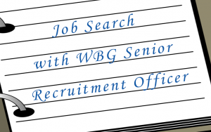 Job Search with WBG Senior Recruitment Officer