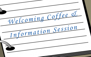 Welcoming Coffee and Information Session Image